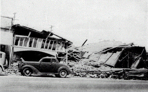 el centro earthquake