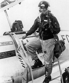 Major Robert Lawrence was the Robert Lawrence Astronaut