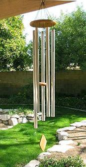 Wind Chime Acoustics